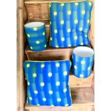 Lampshades and matching Cushions
