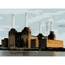 Battersea power station